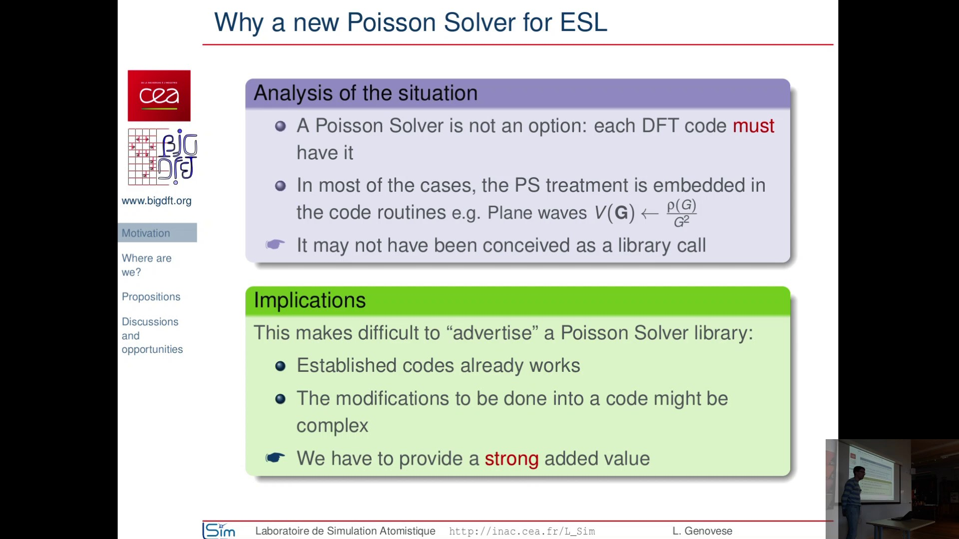 Thumbnail of Why a new Poisson solver for ESL