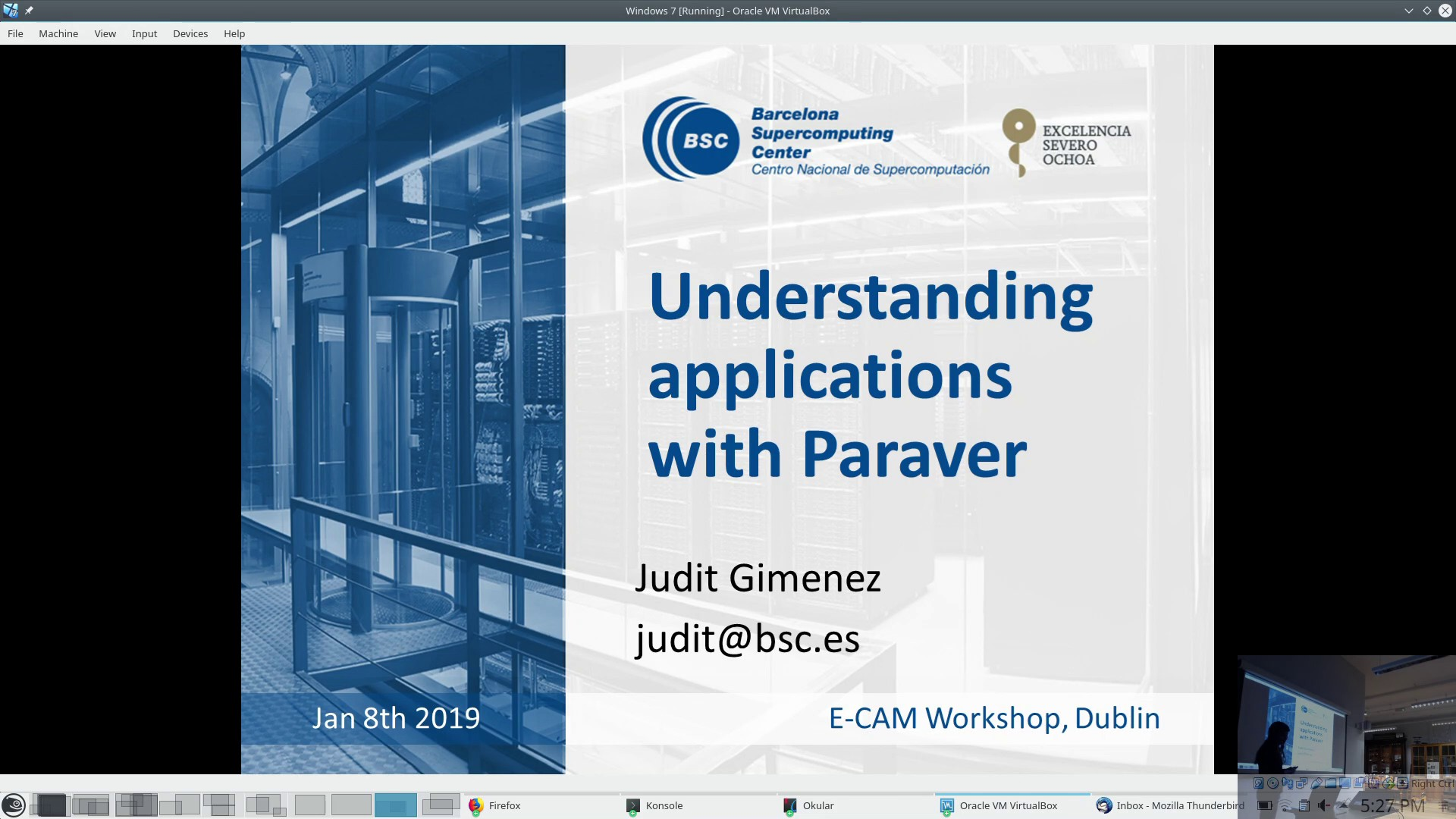 Thumbnail of Understanding applications with Paraver
