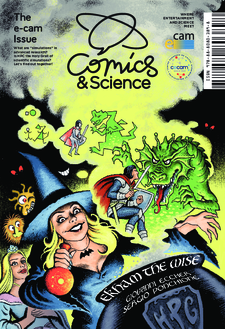 Thumbnail of The E-CAM issue of Comics&Science