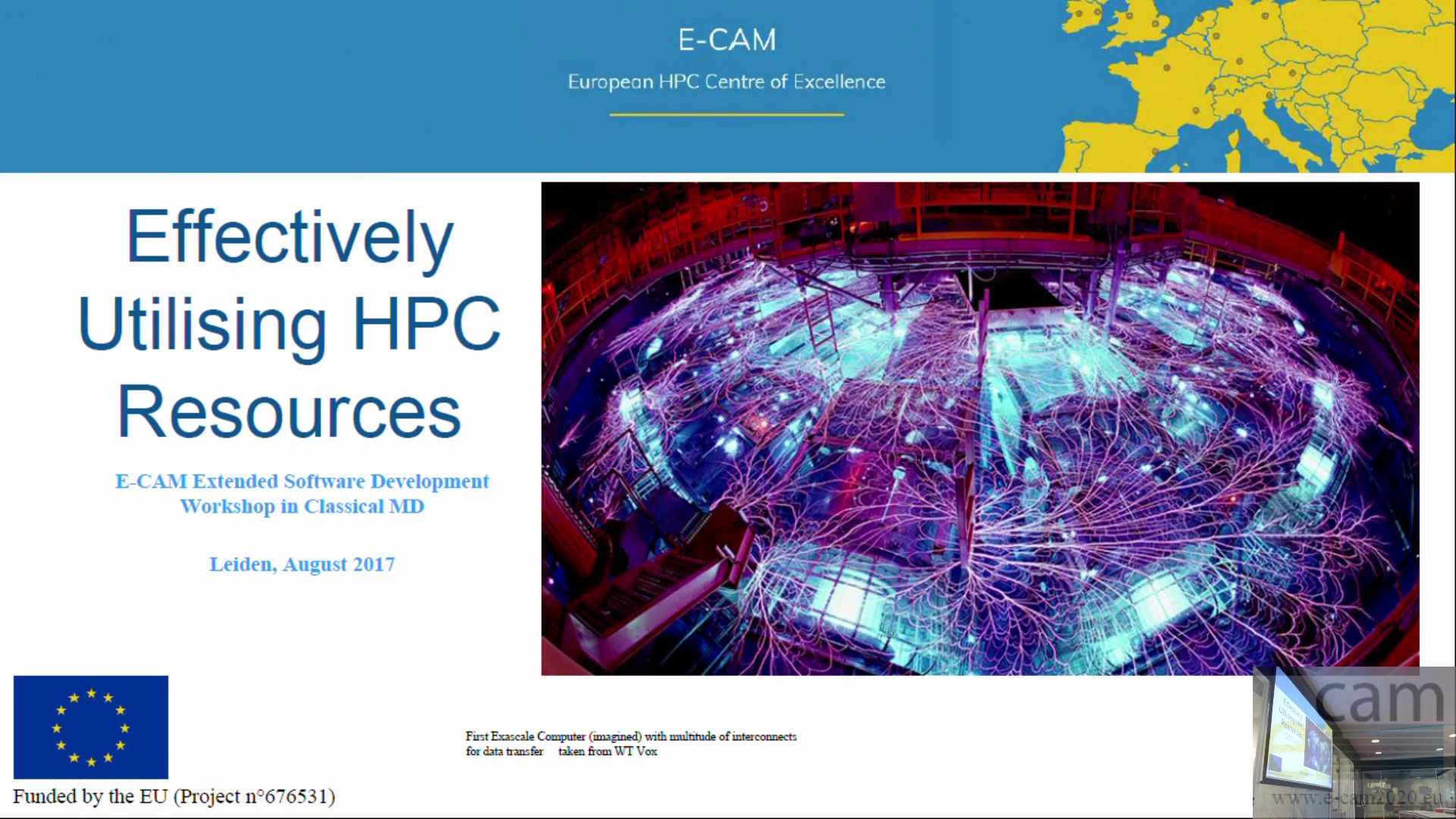 Thumbnail of Effectively Utilizing HPC Resources